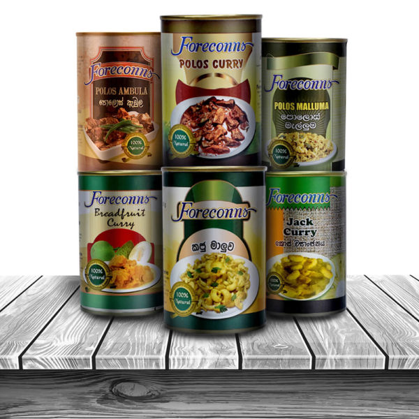 Vegetable Based Products in Cans